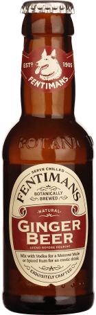 Fentimans Ginger Beer 24x125