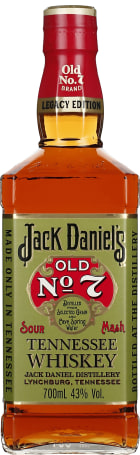 jack daniels legacy edition 1905 review