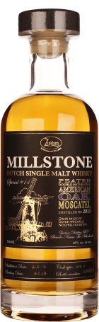 Millstone Special No 14 Peated American Oak Moscatel 70cl