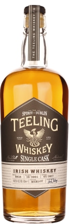 Teeling 12 years Single Cask Merlot 70cl