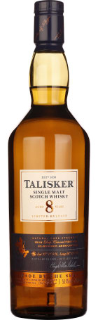 Talisker 8 years Special Release 2018 70cl