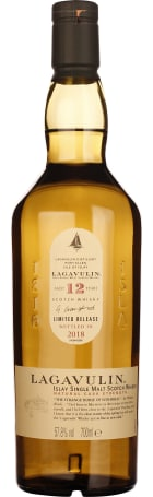 Lagavulin 12 years Cask Strength 2018 70cl