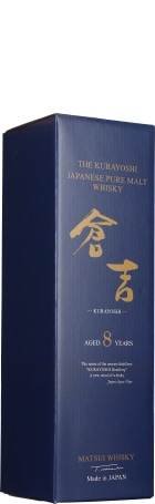Kurayoshi 8 years Pure Malt 70cl