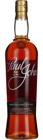 Paul John Christmas Edition Single Malt 70cl