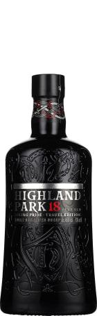 Highland Park 18 years Dark Viking Pride Travel Edition 70cl