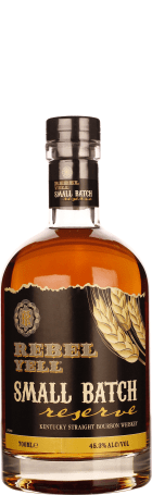 Rebel Yell Small Batch Bourbon 70cl