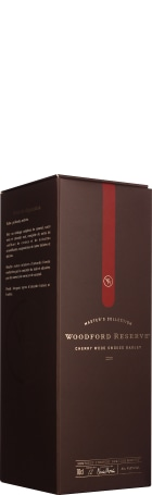Woodford Reserve Master's Collection Cherry Wood 70cl