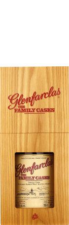 Glenfarclas Vintage 1993 Family Casks 70cl