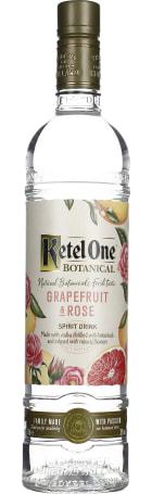 Ketel One Botanical Grapefruit & Rose 70cl