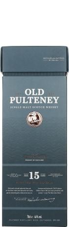 Old Pulteney 15 years Single Malt 70cl