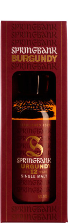Springbank 12 years Burgundy Wood 70cl