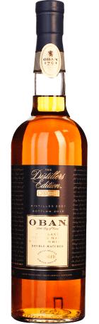Oban Distillers Edition 2001-2016 70cl