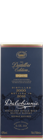 Dalwhinnie Distillers Edition 2000-2016 70cl