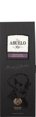 Abuelo XV Napoleon Cognac Cask Finish 70cl