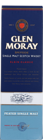 Glen Moray Peated Single Malt Elgin Classic 70cl