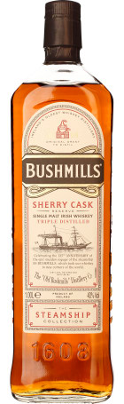 Bushmills Steamship Collection Sherry Cask Reserve 1ltr