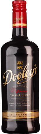 Dooley's Espresso liqueur 70cl