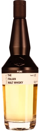 Puni Nova 3 years Italian Single Malt 70cl
