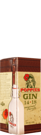 Poppies Gin 50cl