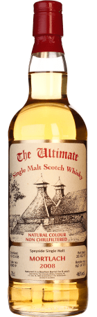 The Ultimate Mortlach 2008 70cl