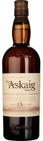 Port Askaig 15 years Single Malt Sherry Cask 70cl