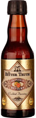 The Bitter Truth Grapefruit 20cl