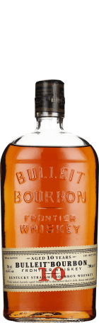 Bulleit 10 years Kentucky Bourbon 70cl