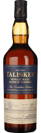 Talisker Distillers Edition 2001-2012 70cl