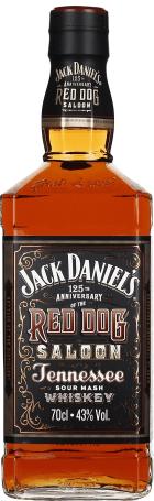 Jack Daniels Red Dog Saloon 70cl