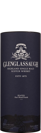 Glenglassaugh Peated Port Wood Finish 70cl