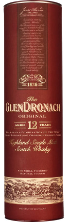 GlenDronach 12 years Original Bottled 2017 70cl