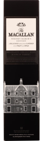 The Macallan X-Ray Makers Edition No.1 The Spiritual Home 70cl