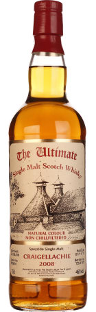 The Ultimate Craigellachie 2008 70cl