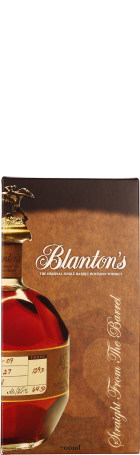 Blanton's Straight from the Barrel 475 70cl
