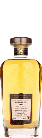 Signatory Inchmurrin 24 years 1993 Cask Strength 70cl