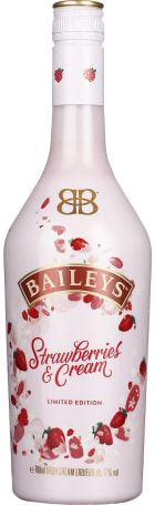 Baileys Strawberry & Cream 70cl