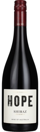 Hope Shiraz Reserve 75cl