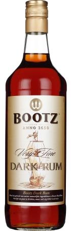 Bootz Rum Dark 1ltr