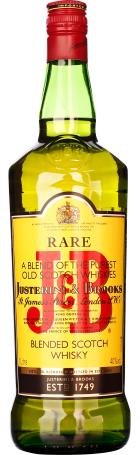 J&B Whisky 1ltr