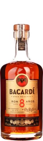 Bacardi 8anos 70cl