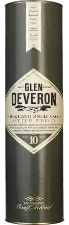Glen Deveron 10 years Single Malt 70cl