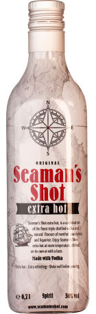 Seaman's Shot 70cl
