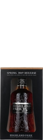 Highland Park 25 years Single Malt 70cl