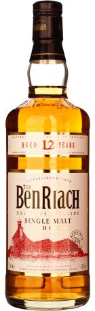 Benriach 12 years Single Malt 70cl