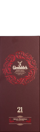 Glenfiddich 21 years Rum Cask Finish Single Malt 2014 70cl