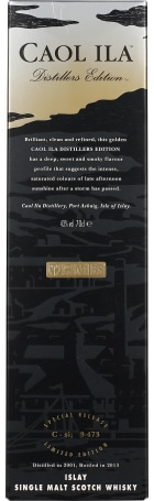 Caol Ila Distillers Edition 2001-2013 70cl