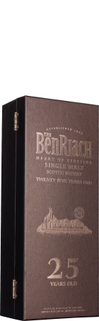 Benriach 25 years 2006 Single Malt 70cl