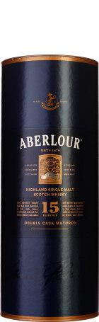 Aberlour 15 years Double Cask Matured 1ltr