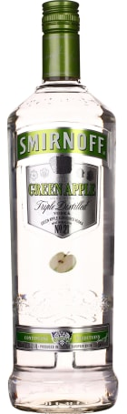 Smirnoff Green Apple 1ltr