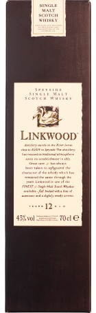 Linkwood 12 years Single Malt 70cl